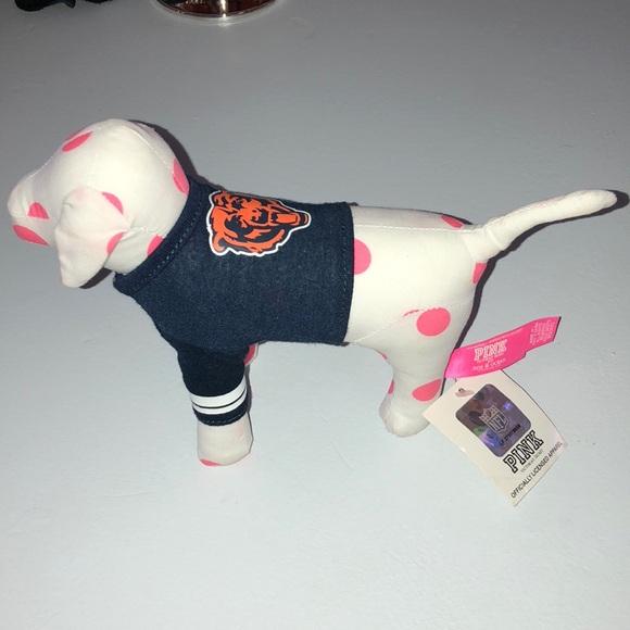 best service da171 04605 Victorias Secret PINK NFL Chicago Bears Dog NWT